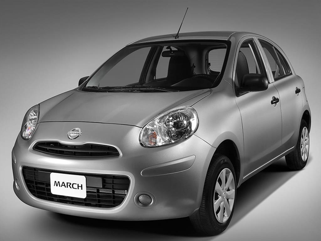 El Nissan March Automatico Se Presenta En Argentina Cajas Automaticas Zanese Sitio Oficial